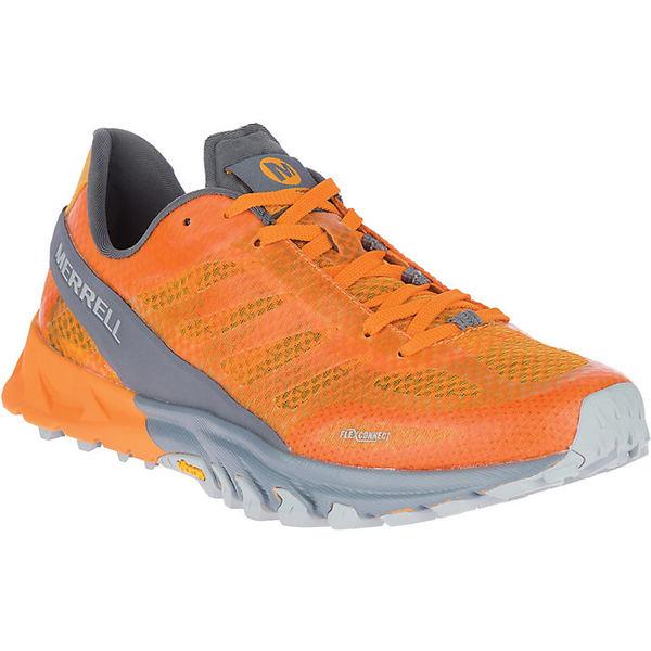 メレル レディース ランニング スポーツ Merrell Women's MTL Cirrus Shoe Flame Orange / Turbulence