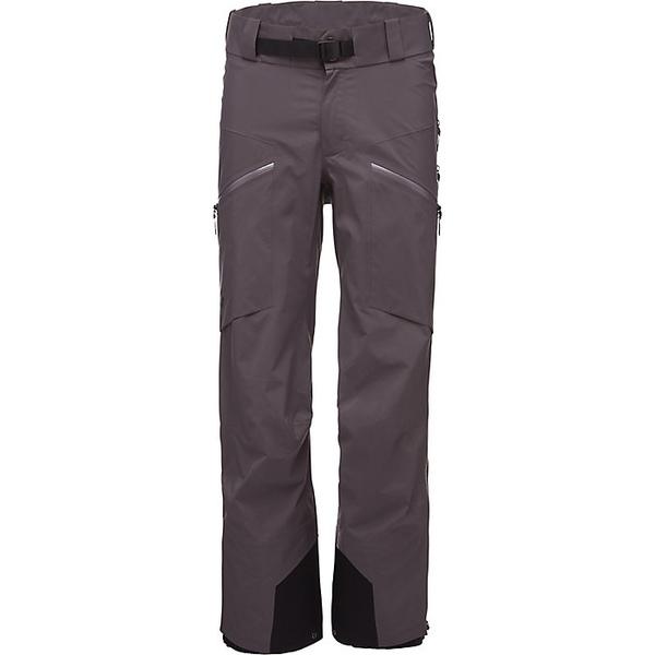 ブラックダイヤモンド メンズ ハイキング スポーツ Black Diamond Men's Sharp End Pant Slate
