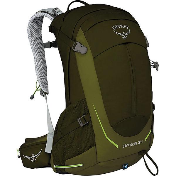オスプレー バッグ メンズ Osprey Green 24 Men's Gator バックパック・リュックサック Pack Stratos