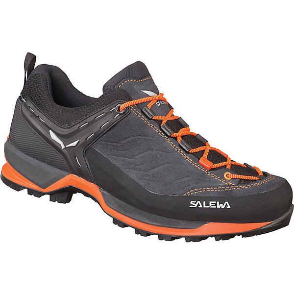 サレワ メンズ ハイキング スポーツ Salewa Men's MTN Trainer Shoe Asphalt/Fluo Orange