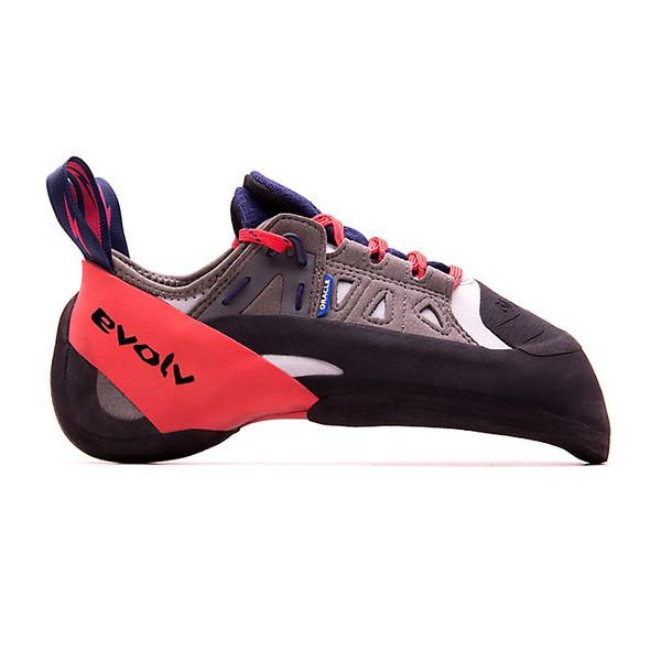 エボルブ メンズ ハイキング スポーツ Evolv Men's Oracle Climbing Shoe Blue / Red / Grey