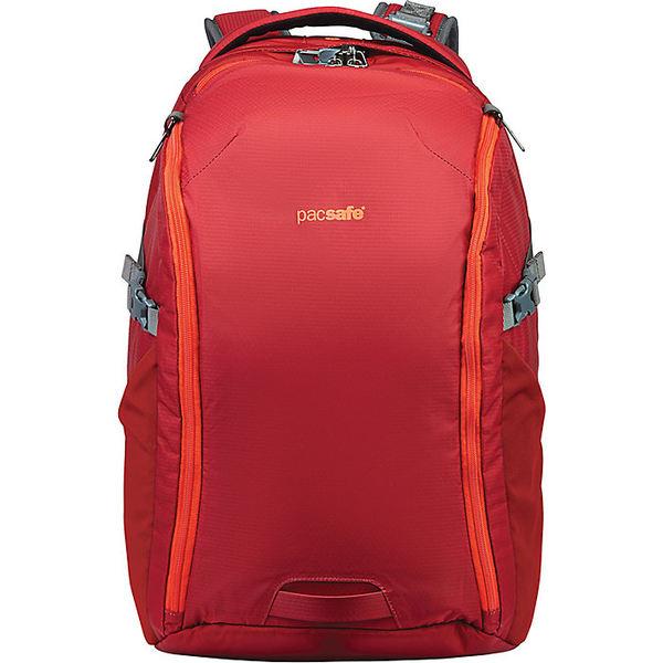 パックセーフ メンズ バックパック・リュックサック バッグ Pacsafe Venturesafe 32L G3 Backpack Goji Berry