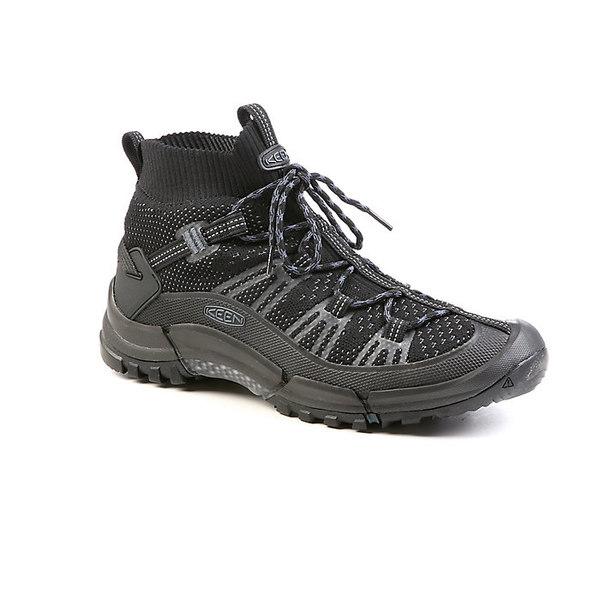 キーン メンズ ハイキング スポーツ Keen Men's Targhee EVO Mid Boot Black / Slate