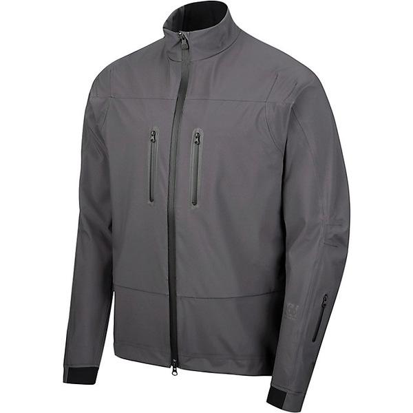 66ノース メンズ ジャケット&ブルゾン アウター 66North Men's Stadarfell Light Neoshell Jacket Stone Grey