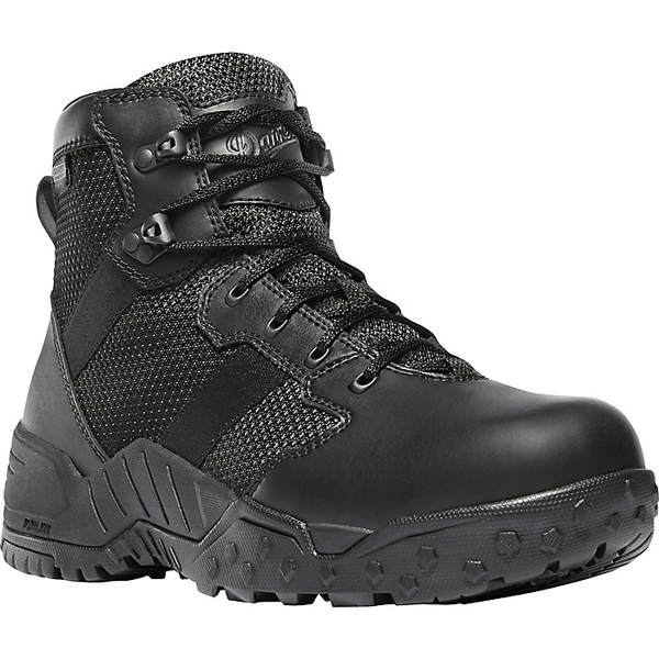 ダナー メンズ ハイキング スポーツ Danner Men's Scorch Side-Zip 6IN Boot Black Danner Dry