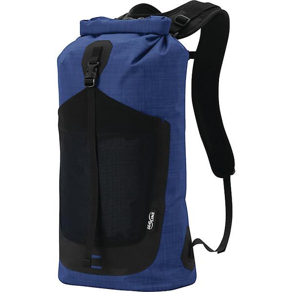 シールライト メンズ バックパック・リュックサック バッグ SealLine Skylake Dry Daypack Heather Blue