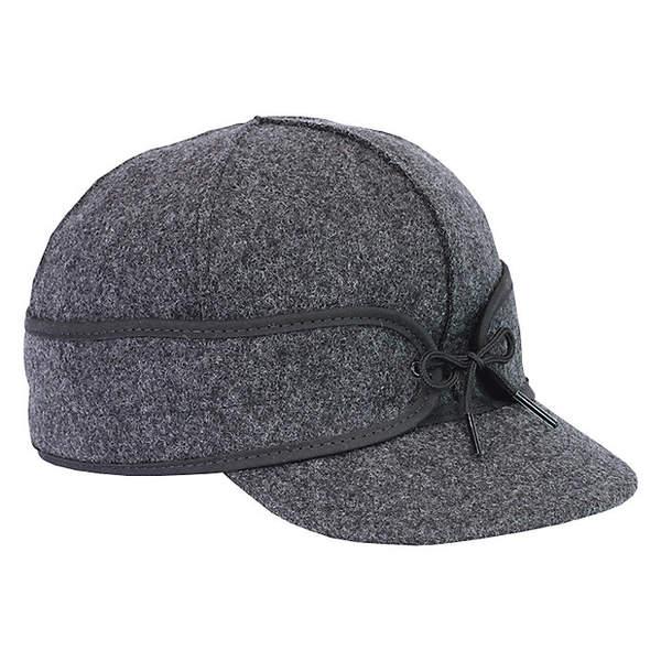 ストーミー クローマー レディース 帽子 アクセサリー Stormy Kromer Mackinaw Cap Charcoal