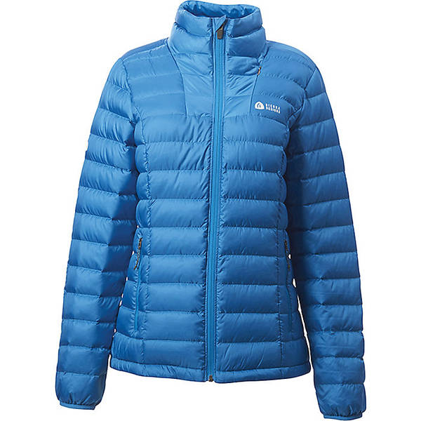 シェラデザインズ レディース ジャケット&ブルゾン アウター Sierra Designs Women's Sierra Jacket Majorca Blue/Grey
