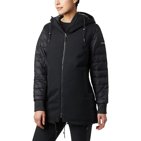 コロンビア レディース ジャケット&ブルゾン アウター Columbia Women's Boundary Bay Hybrid Jacket Black 011
