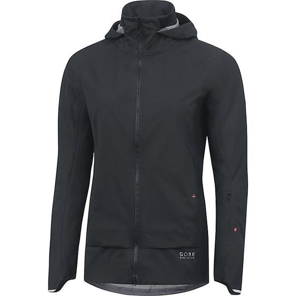 ゴアウェア レディース ジャケット&ブルゾン アウター Gore Wear Women's Power Trail Lady GTX Active Jacket Black