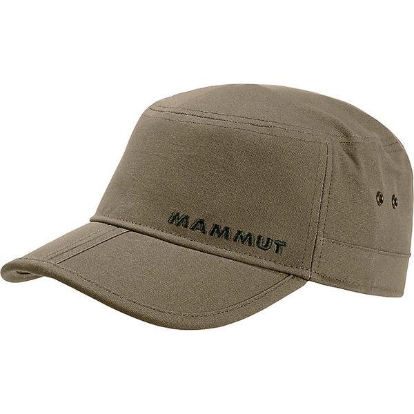 マムート レディース 帽子 アクセサリー Mammut Lhasa Cap Olive