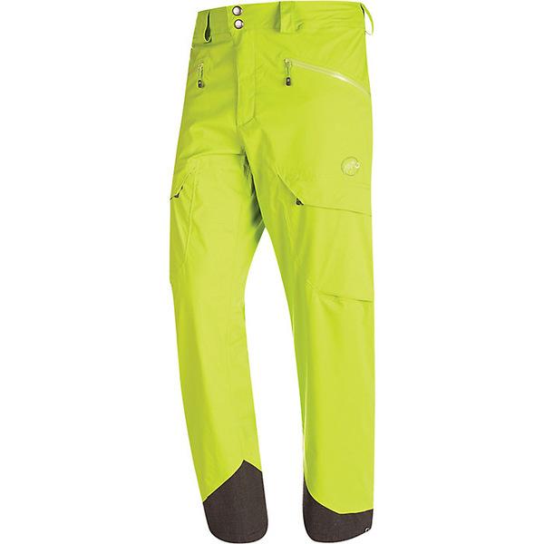 マムート メンズ ハイキング スポーツ Mammut Men's Stoney HS Pants Sprout
