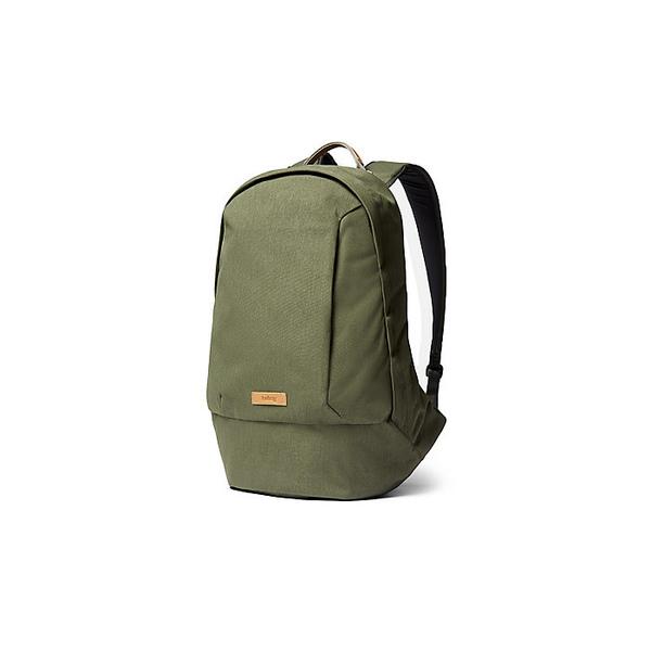 ベルロイ メンズ バックパック・リュックサック バッグ Bellroy Classic Backpack Second Edition Olive