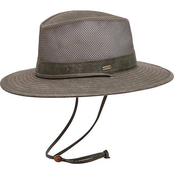 ピスタイル メンズ 帽子 アクセサリー Pistil Men's Colton Sun Hat Olive