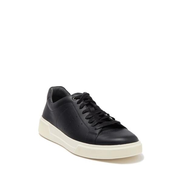 BLACKIVORY ヴィンス Sneaker Brady Lace-Up シューズ メンズ Leather スニーカー