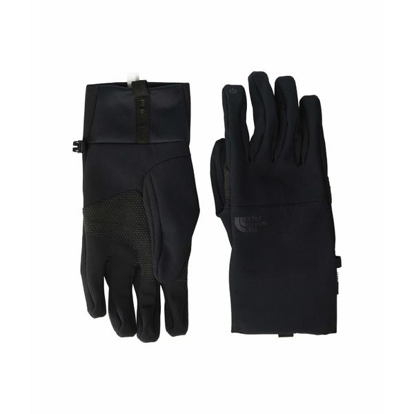 ノースフェイス メンズ 手袋 アクセサリー Apex Etip Gloves TNF Black