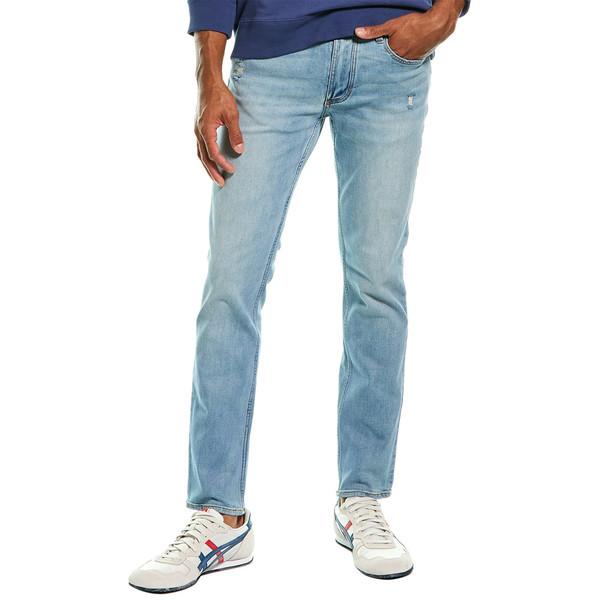ボトムス NYC ブランクニューヨーク Jean Wooster Slim メンズ デニムパンツ Blank Foi Foi Leg