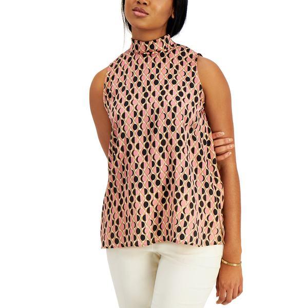 マレーラ レディース トップス 春の新作シューズ満載 カットソー Pink Silk Printed 全商品無料サイズ交換 Top スピード対応 全国送料無料