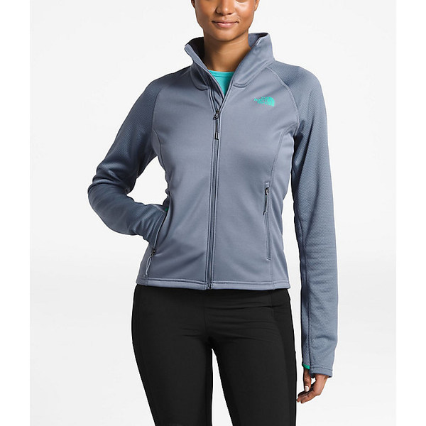 ノースフェイス レディース ジャケット&ブルゾン アウター The North Face Women's Evold Full Zip Jacket Grisaille Grey / Grisaille Grey