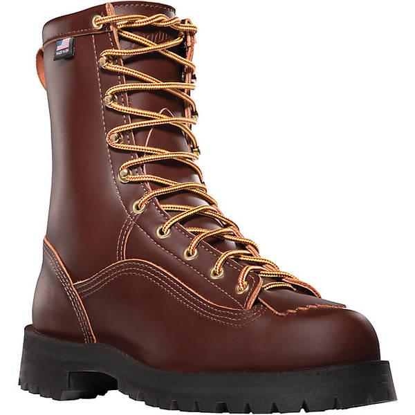 ダナー メンズ ブーツ&レインブーツ シューズ Danner Men's Rain Forest 8IN GTX Boot Brown
