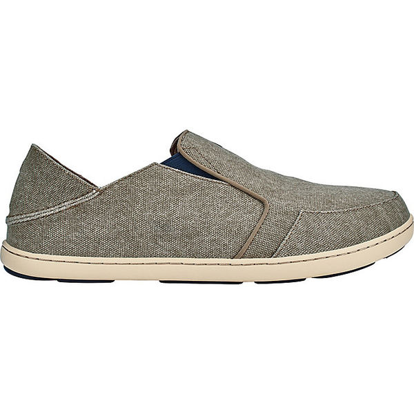 オルカイ メンズ スニーカー シューズ OluKai Men's Nohea Lole Shoe Clay / Trench Blue