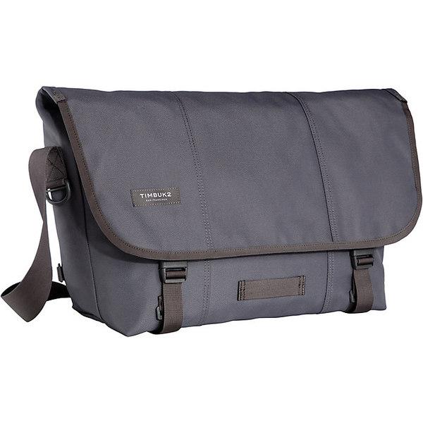 ティムブックツー レディース ボストンバッグ バッグ Timbuk2 Classic Messenger Bag Gunmetal