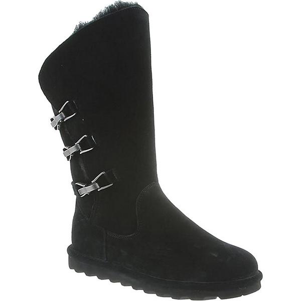 ベアパウ レディース ブーツ&レインブーツ シューズ Bearpaw Women's Jenna Boot Black II
