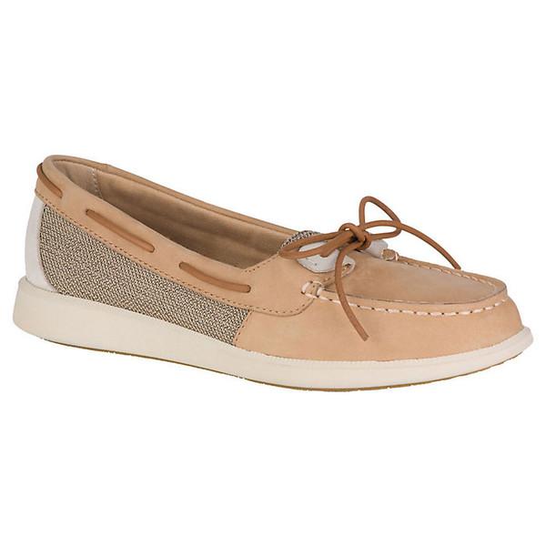 スペリー レディース スニーカー シューズ Sperry Women's Oasis Loft Boat Shoe Linen/Oat