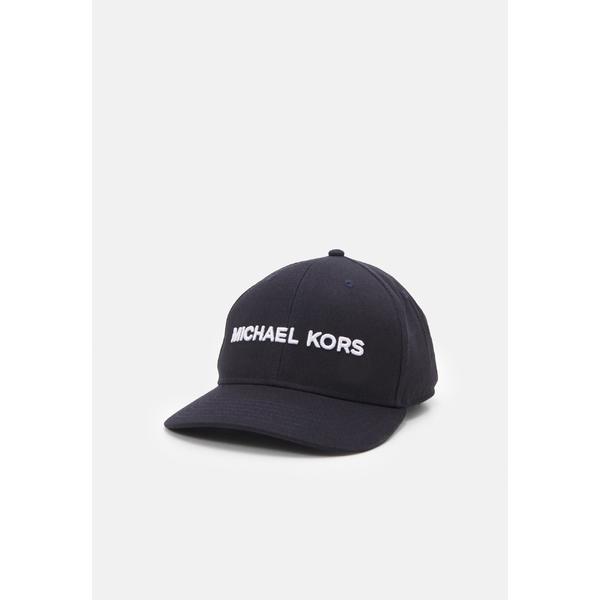 マイケルコース メンズ アクセサリー 帽子 dark midnight 全商品無料サイズ交換 - CLASSIC UNISEX HAT 人気の定番 Cap LOGO 値引き