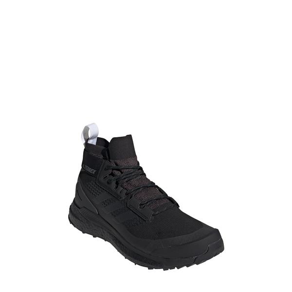 アディダス メンズ シューズ ブーツ&レインブーツ Black/ Carbon/ White 全商品無料サイズ交換 アディダス メンズ ブーツ&レインブーツ シューズ Men's Terrex Free Hiker Gore-Tex Waterproof Hiking Boot Black/ Carbon/ White