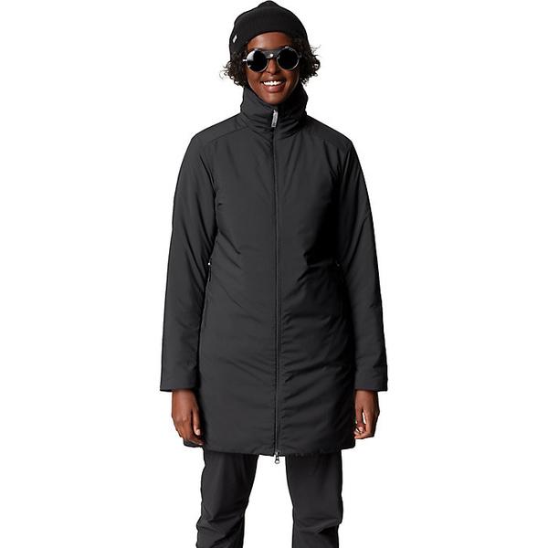 フーディニ レディース ジャケット&ブルゾン アウター Houdini Women's Add-in Jacket True Black
