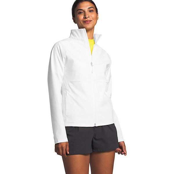 ノースフェイス レディース ジャケット&ブルゾン アウター The North Face Women's Apex Nimble Jacket TNF White