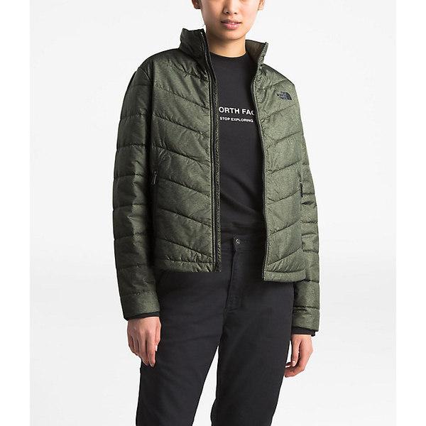 ノースフェイス レディース ジャケット&ブルゾン アウター The North Face Women's Tamburello 2 Jacket New Taupe Green Heather