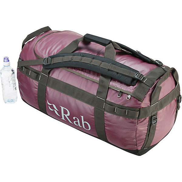 ラブ レディース ボストンバッグ バッグ Rab Expedition Kitbag 80L Duffel Bag Red
