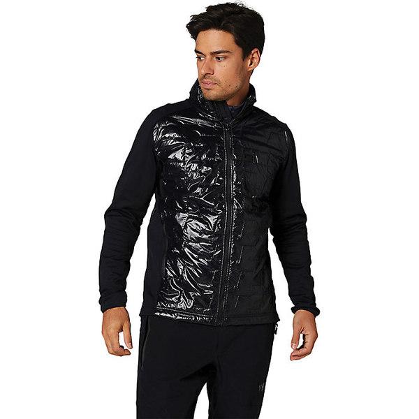 ヘリーハンセン メンズ ジャケット&ブルゾン アウター Helly Hansen Men's Lifa Loft Hybrid Insulator Jacket Black