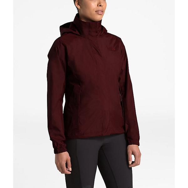ノースフェイス レディース ジャケット&ブルゾン アウター The North Face Women's Resolve 2 Jacket Deep Garnet Red