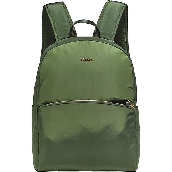 パックセーフ レディース ボストンバッグ バッグ Pacsafe Women's Stylesafe Backpack Kombu Green