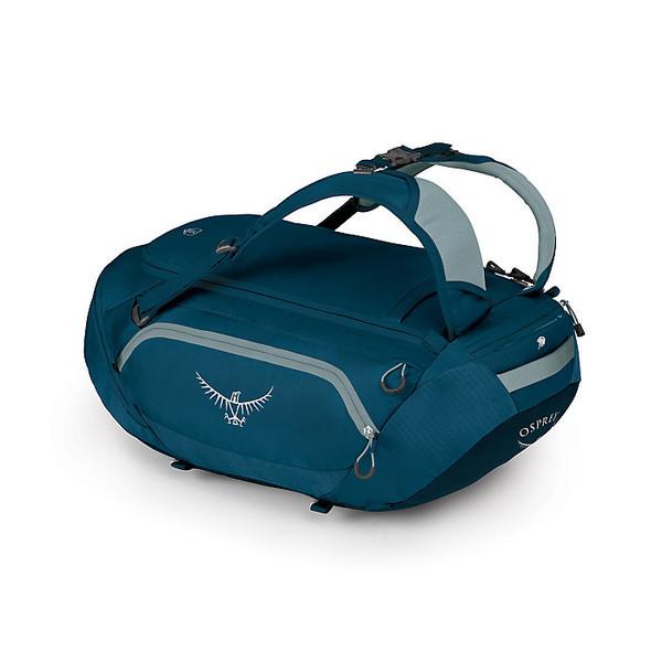 オスプレー レディース ボストンバッグ バッグ Osprey Trailkit Duffel Ice Blue