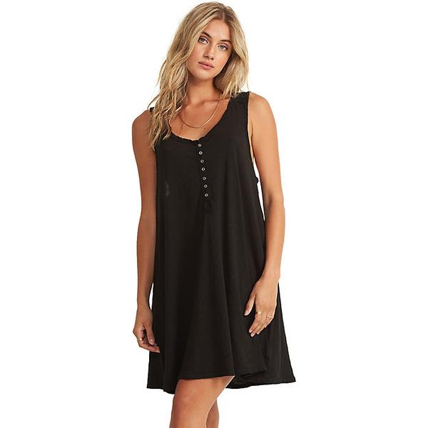ビラボン レディース ワンピース トップス Billabong Women's Last Call Dress Black
