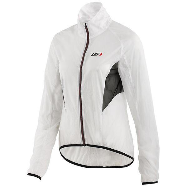 イルスガーナー レディース ジャケット&ブルゾン アウター Louis Garneau Women's X-Lite Jacket White / Black