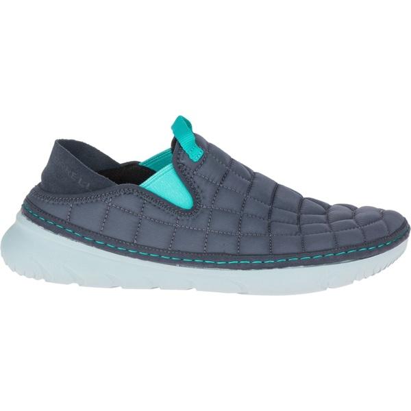 メレル レディース スニーカー シューズ Merrell Women's Hut Moc Shoes Ebony