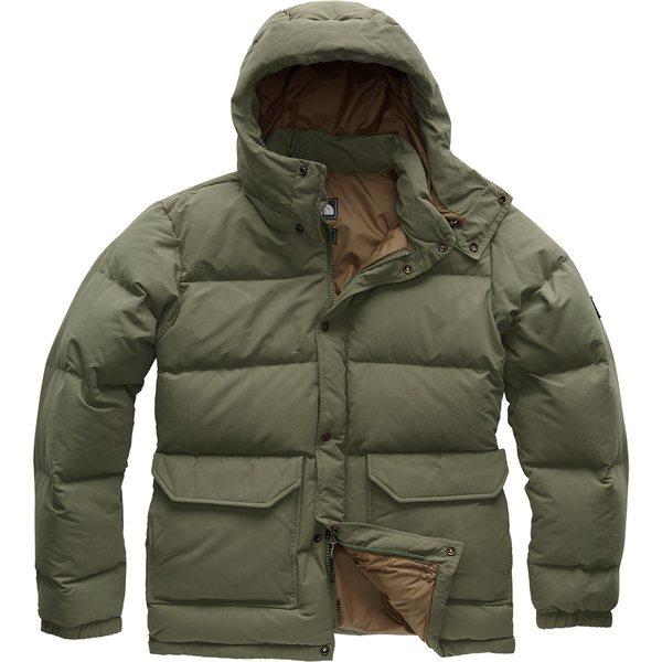 ノースフェイス メンズ ジャケット&ブルゾン アウター Down Sierra 2.0 Jacket - Men's Four Leaf Clover