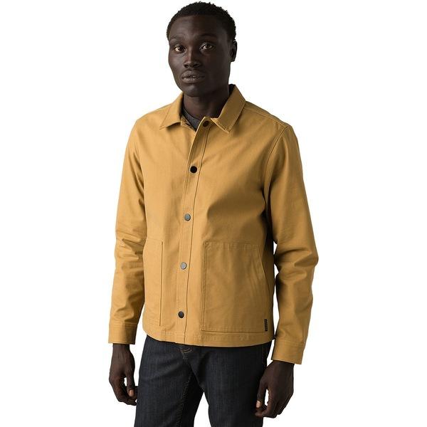 プラーナ メンズ ジャケット&ブルゾン アウター Westside Jacket - Men's Embark Brown