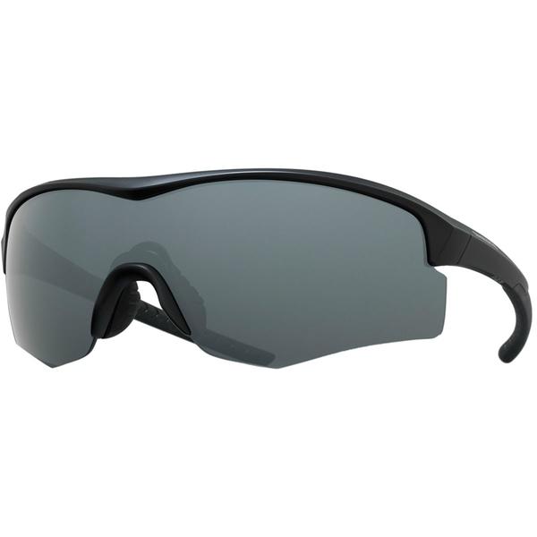 シマノ メンズ サングラス・アイウェア アクセサリー Spark Cycling Sunglasses Matte Black/Smoke Silver Mirror
