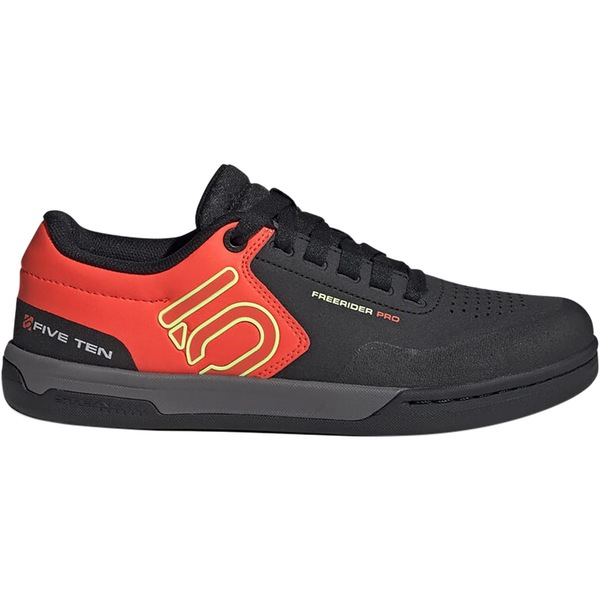 ファイブテン メンズ サイクリング スポーツ Freerider Pro Cycling Shoe - Men's Black/Signal Green/Solar Red