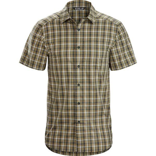アークテリクス メンズ シャツ トップス Brohm Shirt - Men's Resurgent