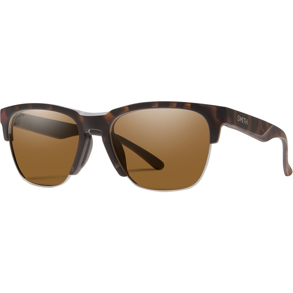 スミス メンズ サングラス・アイウェア アクセサリー Haywire ChromaPop Polarized Sunglasses Matte Havana/Polarized Brown