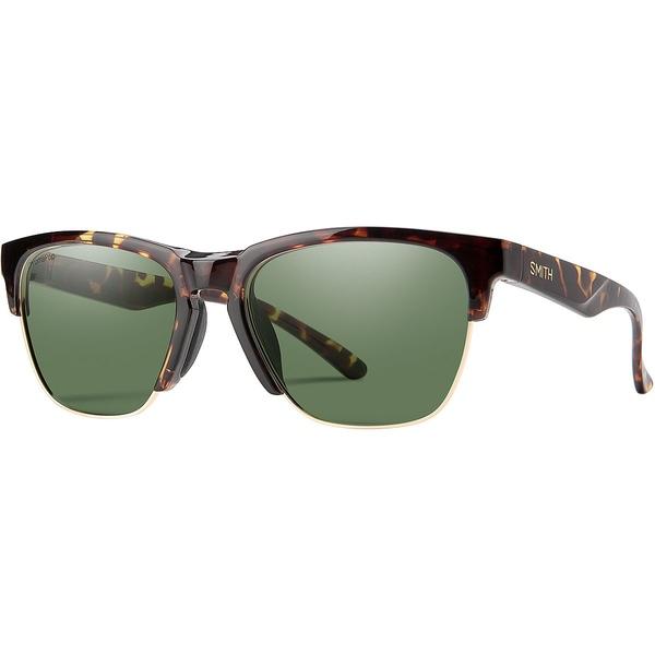 スミス メンズ サングラス・アイウェア アクセサリー Haywire ChromaPop Polarized Sunglasses Vintage Tort w/Chromapop Polarized Gray Green