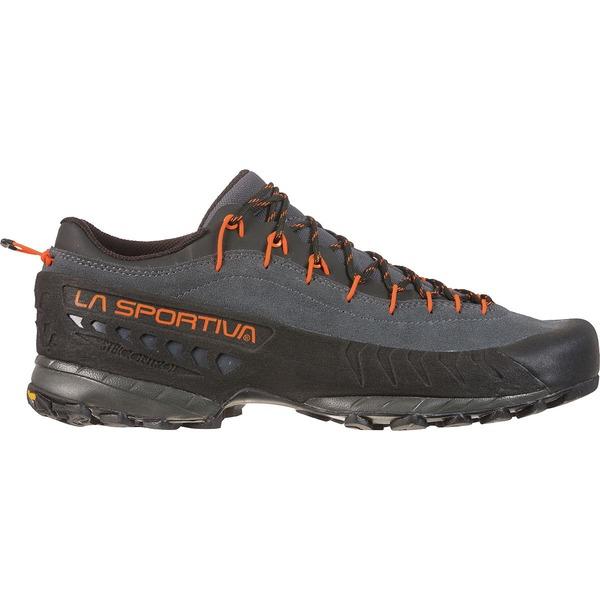 ラスポルティバ メンズ スニーカー シューズ TX4 Approach Shoe - Men's Carbon/Flame