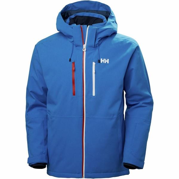 ヘリーハンセン メンズ ジャケット&ブルゾン アウター Juniper 3.0 Jacket - Men's Electric Blue